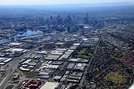 Victorian Election Fishermans Bend