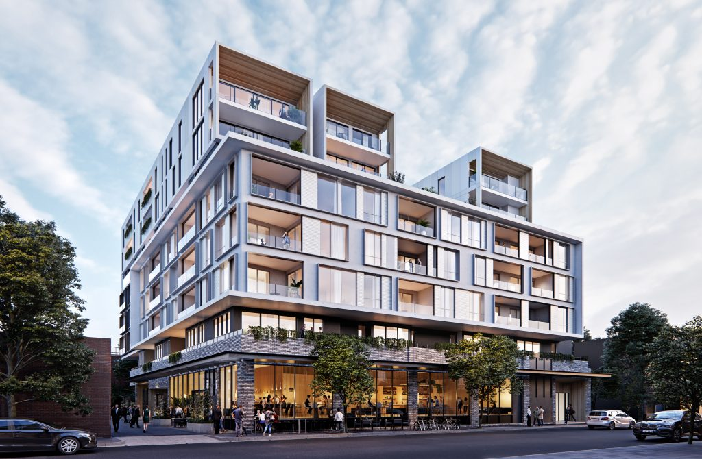 Lilix South Melbourne Fishermans Bend apartment
