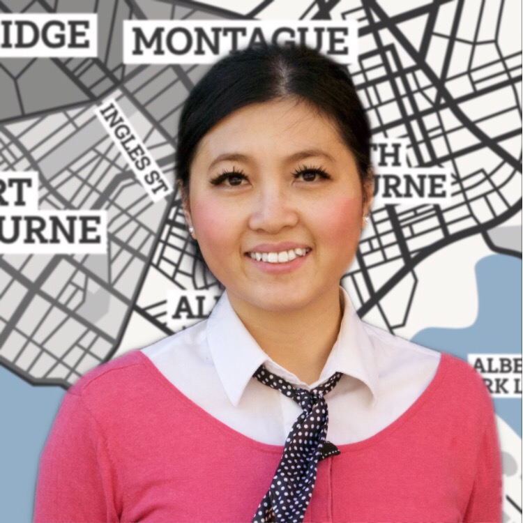 Katherine Kong - Real estate consultant
